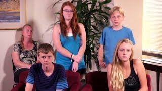 Gun instructor's children send message to girl who accidentally killed their father