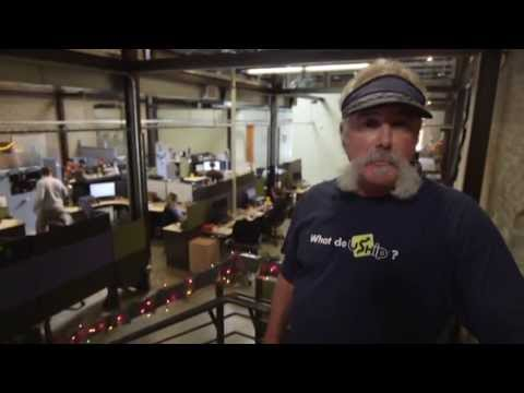 Take a Tour of the uShip Office with Marc Springer
