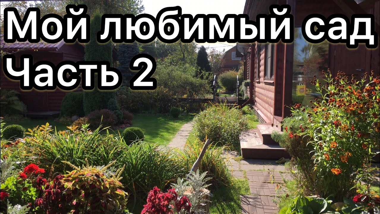 Мой любимый сад Часть 2 Обзор
