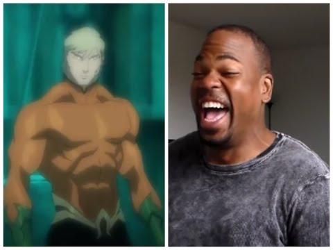 Justice League: Throne of Atlantis Official Trailer #1 REACTION / REVIEW!!!