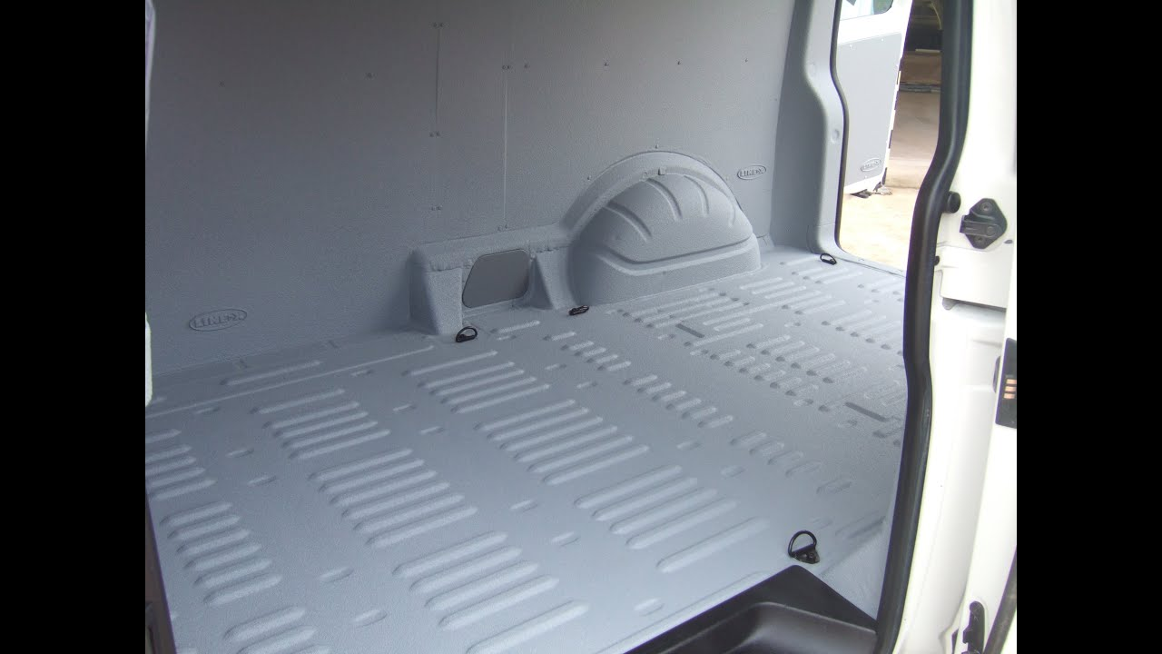 Line X Spray On Van Liners Better Than Ply Linings