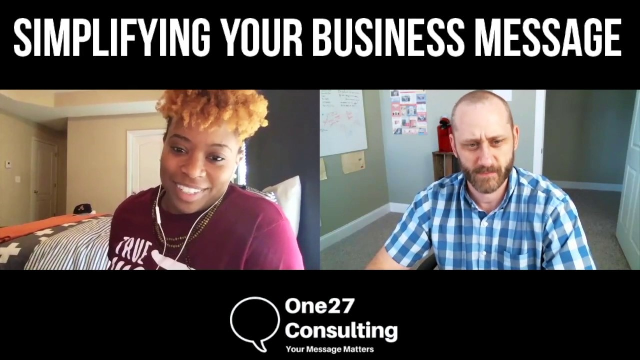 One27consulting - Client Interview with Amy