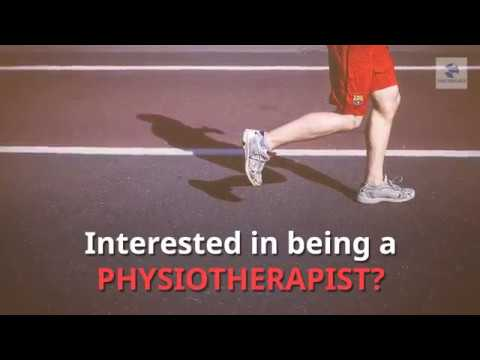 Do you have the skills to be a physiotherapist?