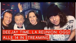 DEEJAY TIME REUNION-video-LIVE-Albertino-Prezioso-Fargetta-Molella(03/12/2014)