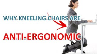 Ergonomic Kneeling Chair Review - Is It Worth It For Your Sitting Posture And Comfort At Work?