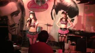 毎週木曜日18時30分~六本木vanilla moodにて、美女軍団が昭和の名曲を...