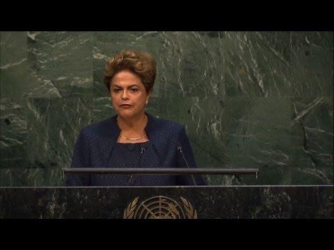 Brasil anuncia reducciones de gases de efecto invernadero
