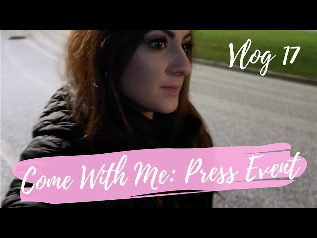 Vlog #17 |  COME WITH ME TO THE FIGLEAVES 2019 COLLECTION PRESS EVENT