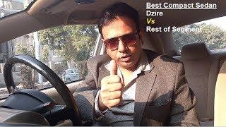 Best Compact Sedan Review in Maruti Dzire, Xcent, Amaze, Aspire, Zest, Tigor, Ameo