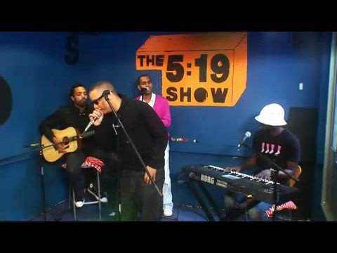 dj ironik - stay with me ( live on 5:19 show )
