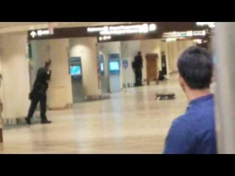 Gunman at Orlando International Airport