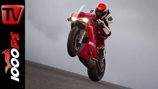 2015 | Ducati 1299 Panigale Test - Action, Sound, Fazit