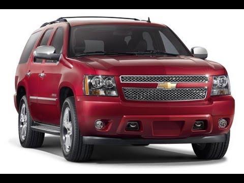 2014 Chevrolet Tahoe - YouTube