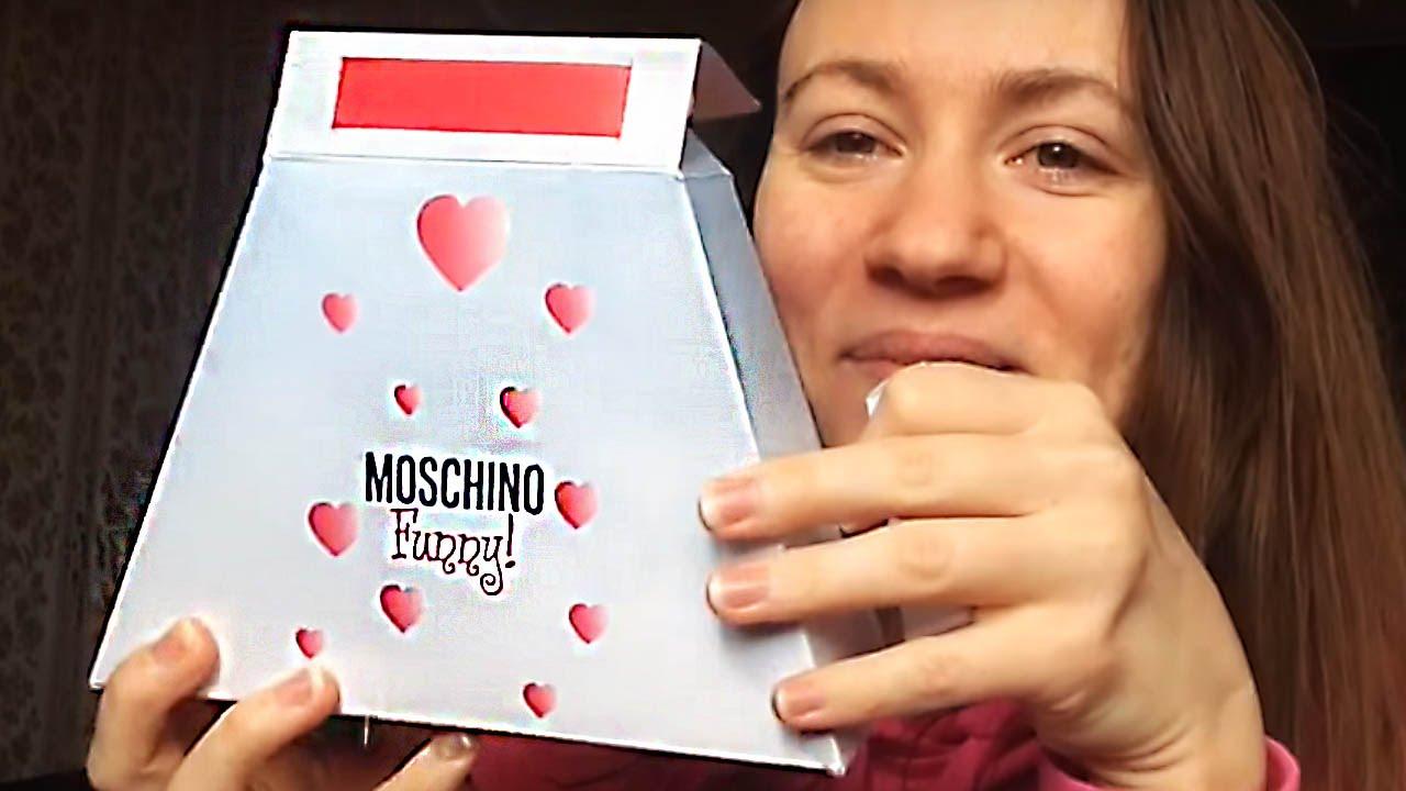 Парфюм Moschino Funny ♛ Beauty Обзоры - YouTube