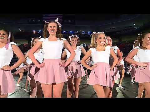 Auburn Alpha Gamma Delta Greek Sing 2018