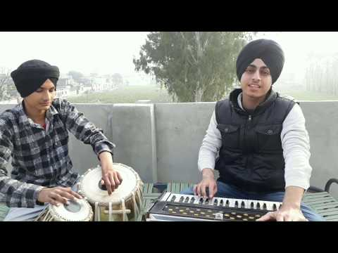 Sharry Maan Song Love You On Harmonium...