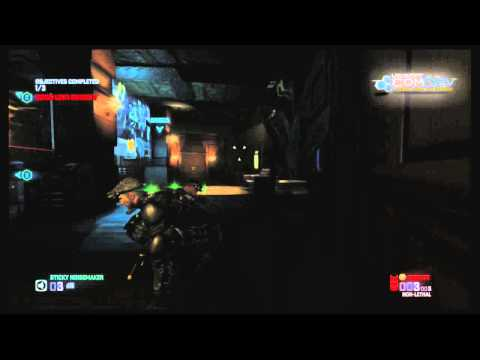Sea Fort Co-Op mission walkthrough | Splinter Cell Blacklist [EUROPE]
