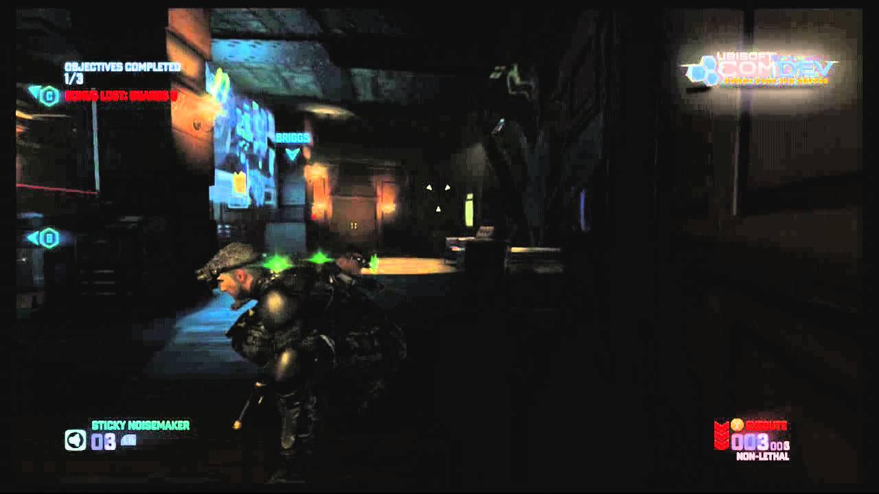 Splinter Cell Blacklist co-op gameplay walkthrough | GamesRadar+