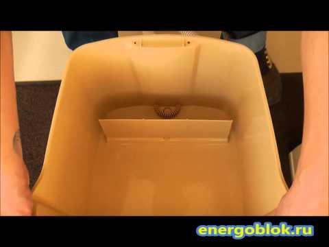 Торфяной туалет для дачи -
