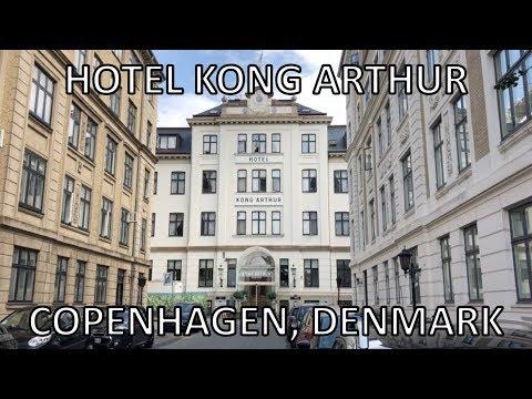 Hotel Kong Arthur - Copenhagen, Denmark