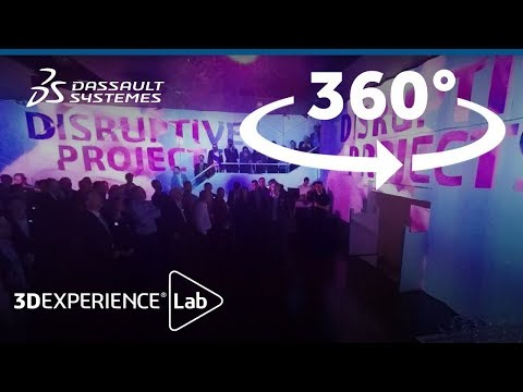 3DEXPERIENCE Lab RENDEZ-VOUS - DemoDay Paris 2017