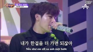 [VIETSUB] Singderella Lovelyz Cut @ Hug Me - Sunggyu ft Jin