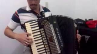 Trilha sonora COMPLETA do filme O Auto da Compadecida no acordeon por Claubertto Meirão