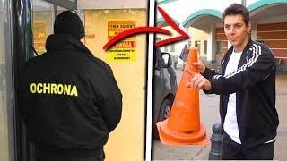 JAK ZOSTAĆ WYRZUCONYM Z GALERII?! *Ekstremalny Prank W Lublinie*