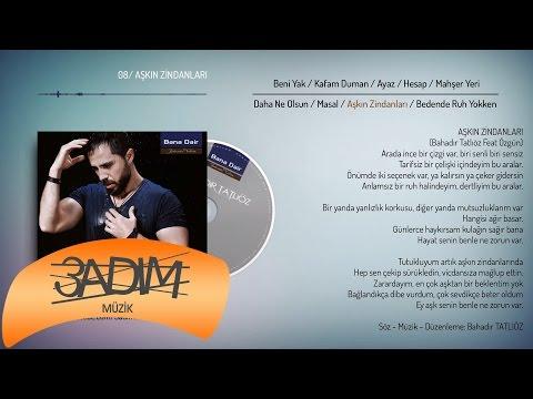 Bahadır Tatlıöz - Aşkın Zindanları (Official Lyric Video)