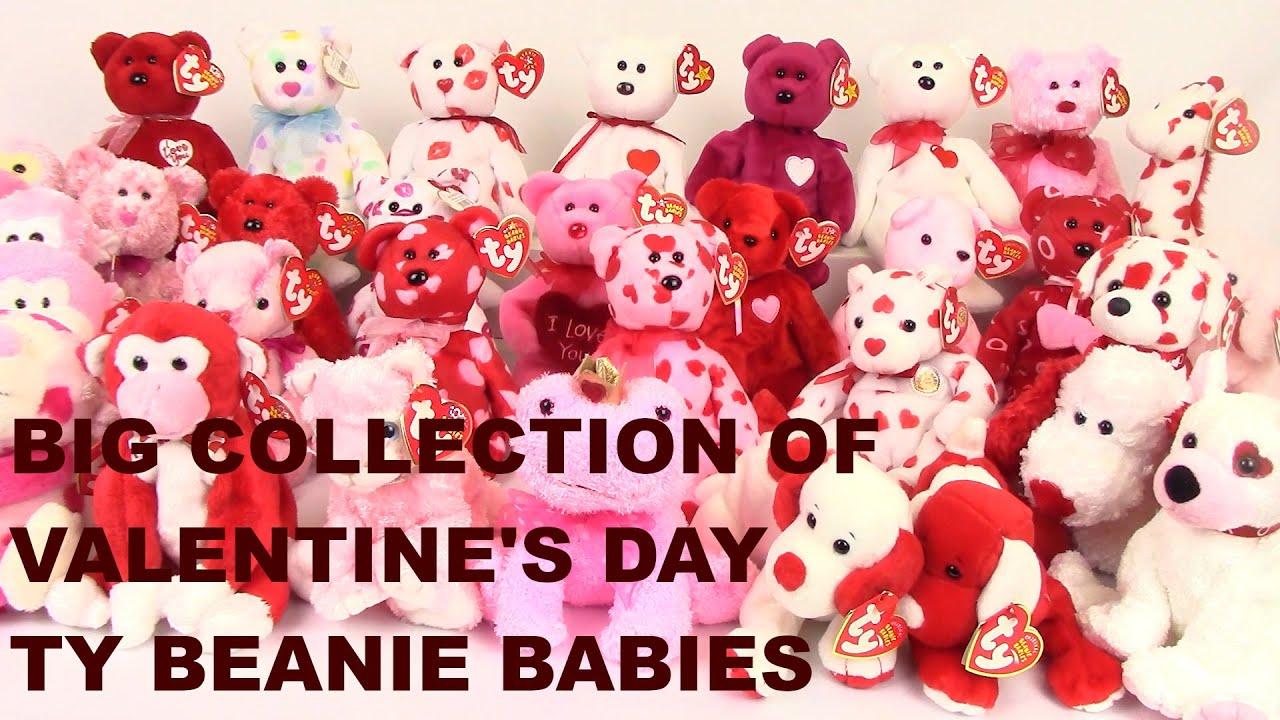 Ty Classic Romancer Valentines Monkey by Ty