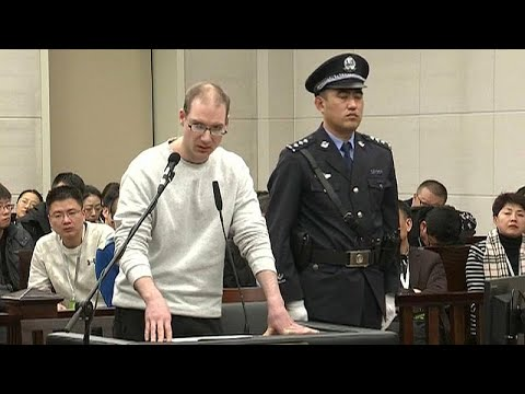 Canada And China Ramp Up War Of Words Over Canadian's Death Sentence
