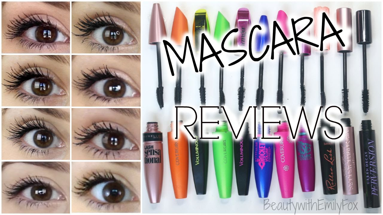 The best mascara for volume: reviews 50