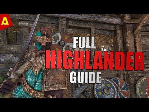 High Level Highlander Guide With RavelordServant_