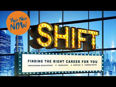 Entire Event Video: SHIFT: Finding the Right Career for You