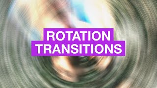 Rotation Transitions Premiere Pro Templates