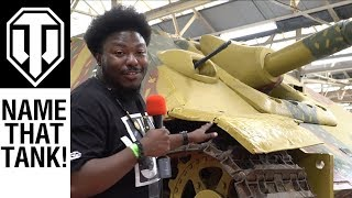 World of Tanks - Name That Tank!