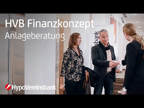 Umfassende Anlageberatung mit dem HVB FinanzKonzept