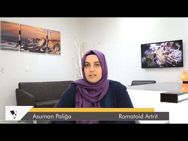 ROMATOİD ARTRİT (İLTİHAPLI EKLEM ROMATİZMASI) RHEUMATOİD ARTHRİTİS - Dr. Ceyhun Nuri – Asuman Paliğa