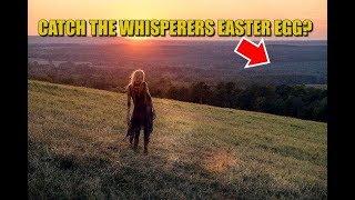 The Walking Dead Season 8 Episode 16 Whisperers Easter Egg - Did You Catch The Whisperer Easter Egg?