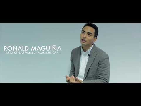 Empleo en Salud: Ronald Maguiña, Senior Clinical Research Associate (CRA)