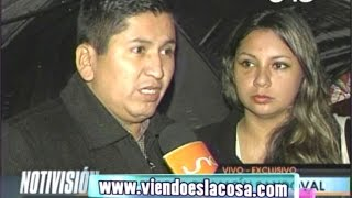 Marín Sandoval se siente victima, dice haber algo