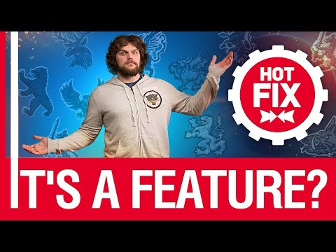 Hot Fix: Creating new features | World of Warships