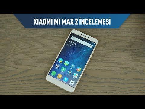 Xiaomi Mi Max 2 incelemesi