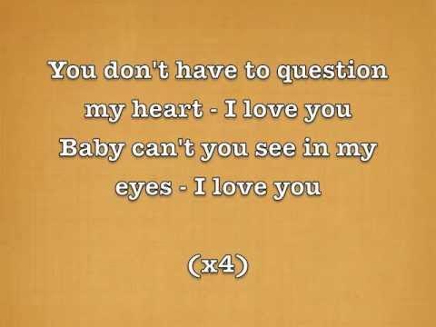 Question My Heart - Kaysha (Lyrics/Parole)