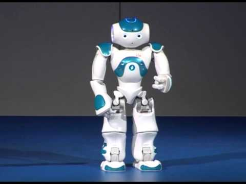 NAO at SAP D-CODE - Sofia Event Center