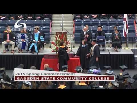 Gadsden State Community College - 2015 Spring Graduation
