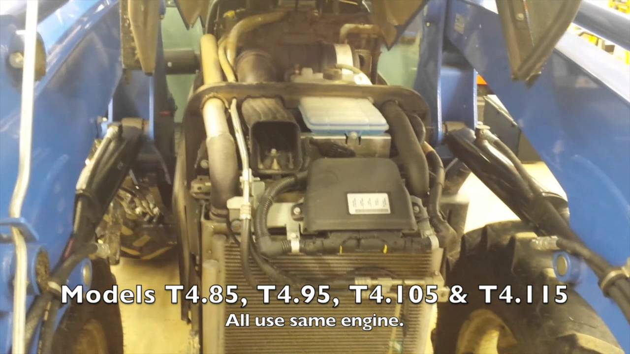 New Holland T4.95 Engine Compartment on new holland ts110, new holland tt60a, new holland tz22da, new holland t4.75, new holland tr86, new holland tv145, new holland tz18da, new holland tractors, new holland tl100 tratcor, new holland tv6070, new holland tz25, new holland tt75a, new holland grill guard, new holland vs john deere, new holland 451 mower, new holland tr85, new holland ts115a, new holland tn75,