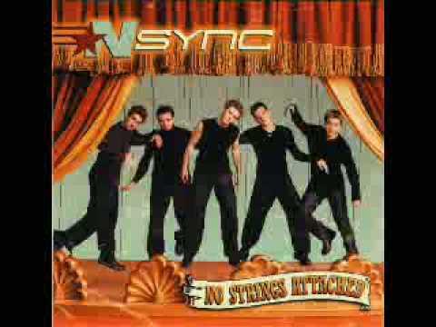 NSYNC-i'll be good for you (lyrics)