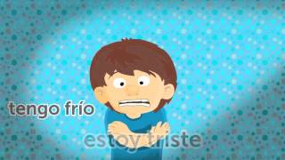 Baixar Sentimientos in Spanish. Song to learn how to name the  Feelings in Spanish for kids