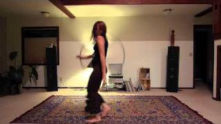 Amazing Hula Hoop Dance by Chloe